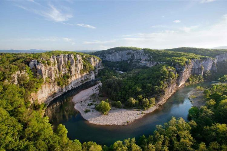 VakantiehuisFrankrijk - Ardèche: Villa Vallon Pont d'Arc  [34]