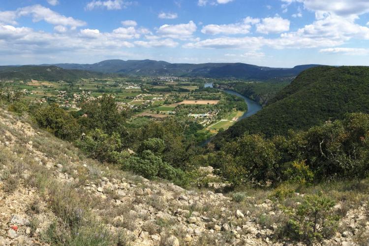 VakantiehuisFrankrijk - Ardèche: Villa Vallon Pont d'Arc  [27]