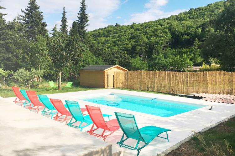 VakantiehuisFrankrijk - Ardèche: Villa 2 - Thueyts  [6]
