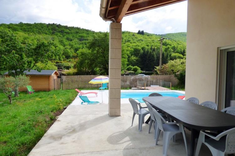 VakantiehuisFrankrijk - Ardèche: Villa 2 - Thueyts  [29]