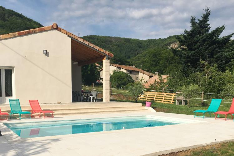 VakantiehuisFrankrijk - Ardèche: Villa 2 - Thueyts  [7]