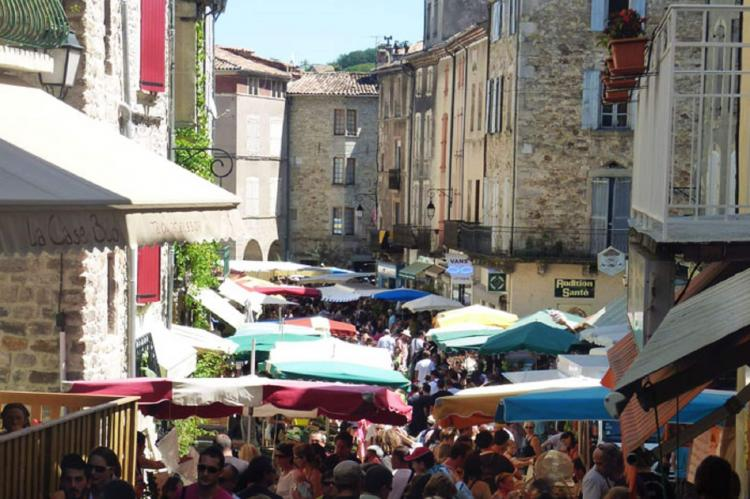 VakantiehuisFrankrijk - Ardèche: Villa 2 - Thueyts  [38]