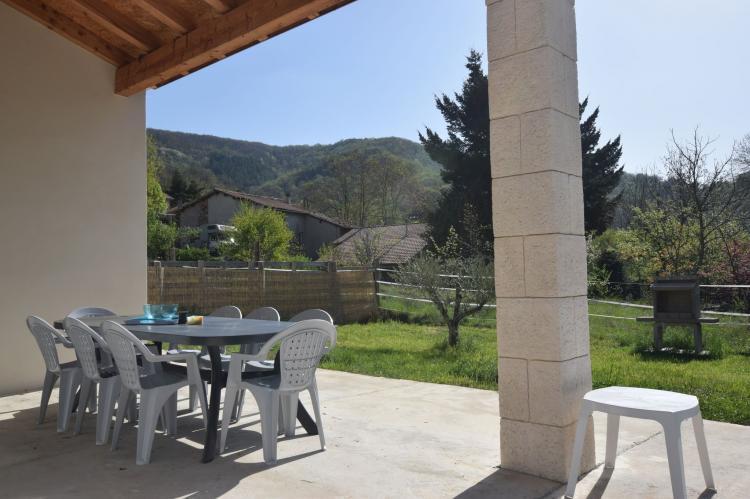 VakantiehuisFrankrijk - Ardèche: Villa 2 - Thueyts  [28]