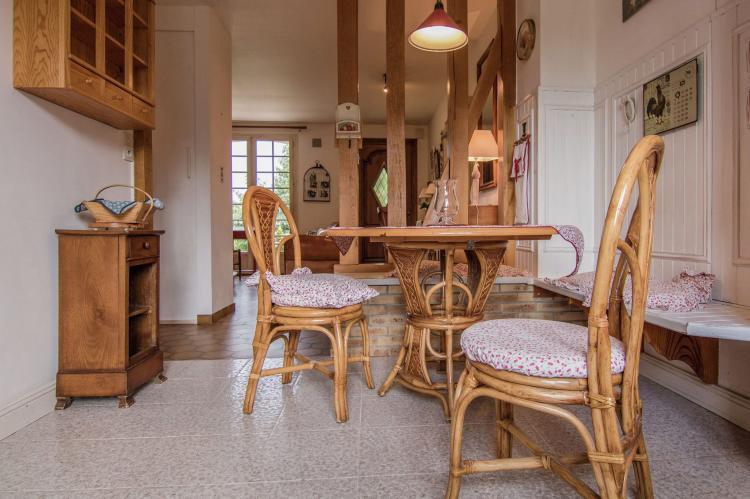 Holiday homeFrance - Limousin: Villa de l'Yssandonnais  [16]