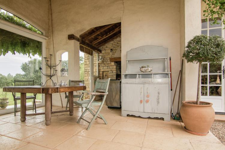 Holiday homeFrance - Limousin: Villa de l'Yssandonnais  [29]