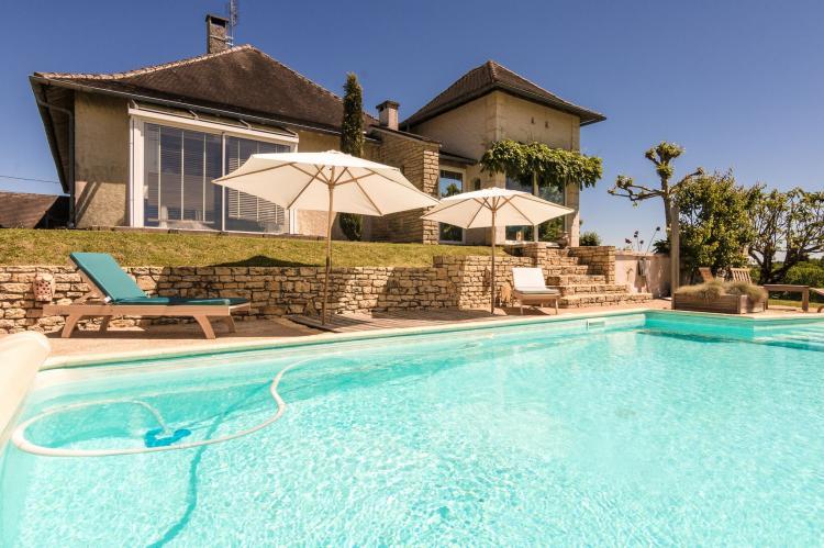 Holiday homeFrance - Limousin: Villa de l'Yssandonnais  [1]