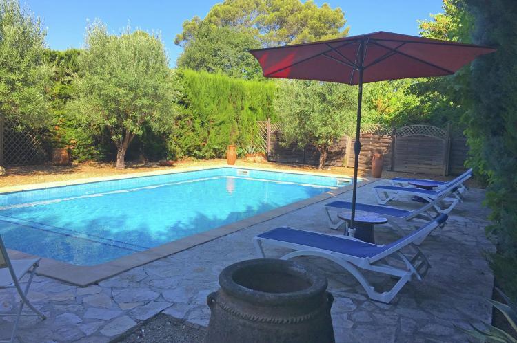 Holiday homeFrance - Provence-Alpes-Côte d'Azur: La Petite Fleur  [4]