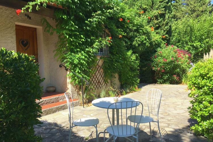 Holiday homeFrance - Provence-Alpes-Côte d'Azur: La Petite Fleur  [18]