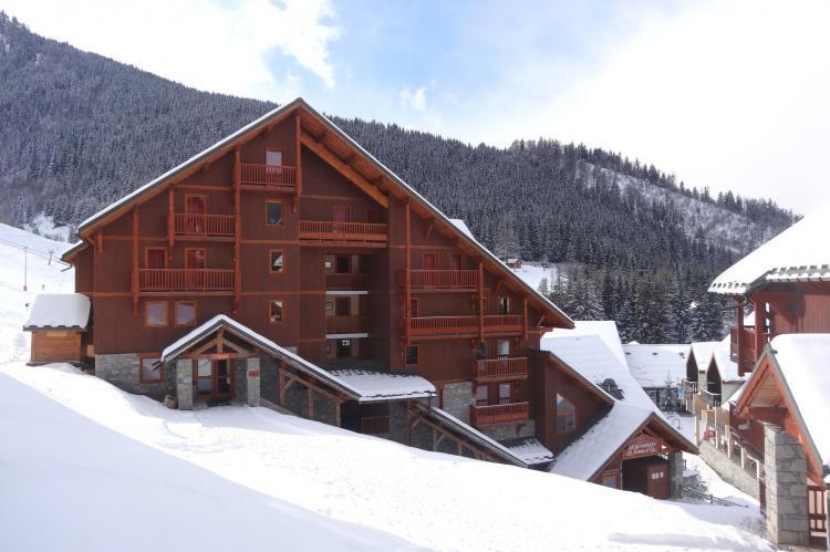 VakantiehuisFrankrijk - Noord Alpen: Chalet des Neiges 6  [3]