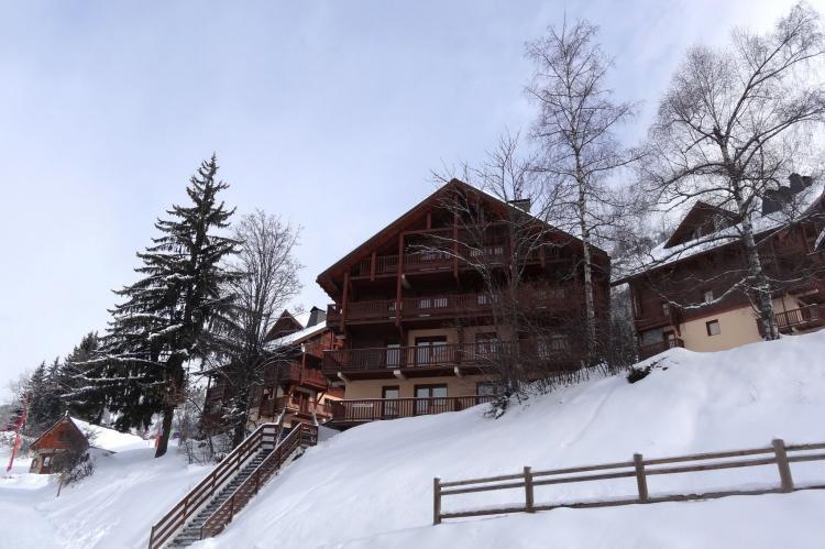 VakantiehuisFrankrijk - Noord Alpen: Chalet des Neiges 6  [1]