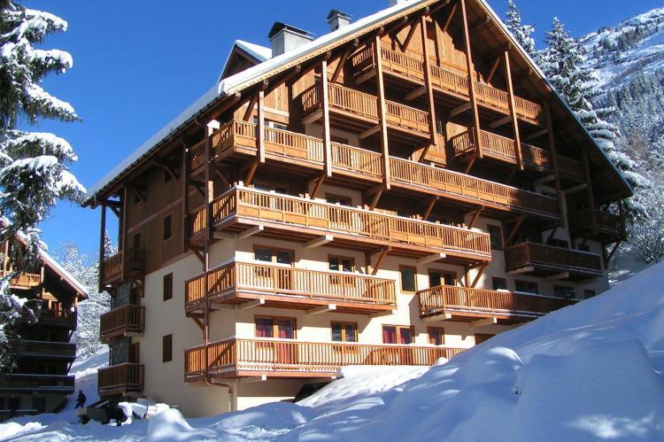 VakantiehuisFrankrijk - Noord Alpen: Chalet des Neiges 6  [2]
