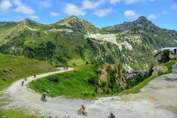 Holiday homeFrance - Northern Alps: La Cime des Arcs  2  [19]