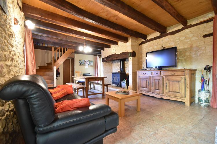 FerienhausFrankreich - Dordogne: Maison de vacances Saint Leon sur Vezere La Maleni  [9]