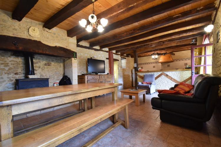 FerienhausFrankreich - Dordogne: Maison de vacances Saint Leon sur Vezere La Maleni  [11]
