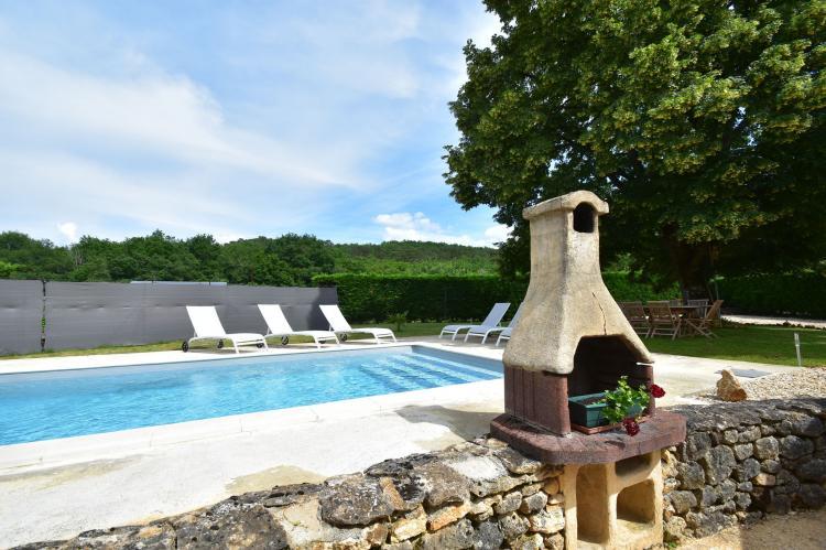 FerienhausFrankreich - Dordogne: Maison de vacances Saint Leon sur Vezere La Maleni  [5]