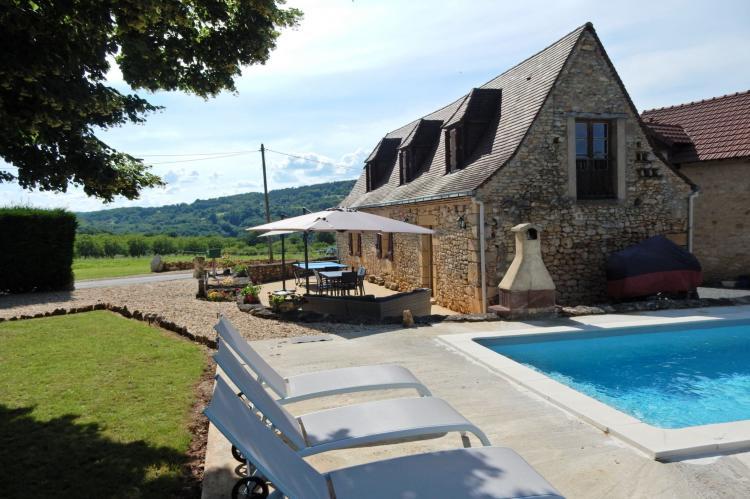 FerienhausFrankreich - Dordogne: Maison de vacances Saint Leon sur Vezere La Maleni  [1]
