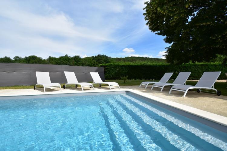 FerienhausFrankreich - Dordogne: Maison de vacances Saint Leon sur Vezere La Maleni  [6]