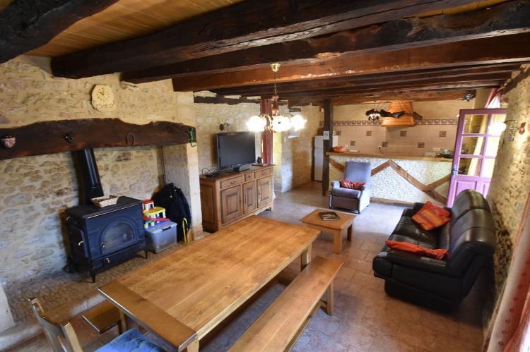FerienhausFrankreich - Dordogne: Maison de vacances Saint Leon sur Vezere La Maleni  [7]