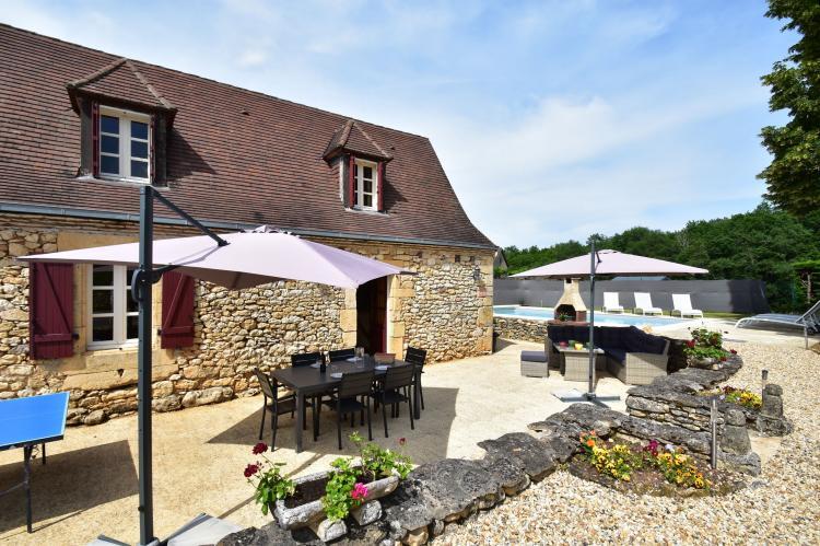 FerienhausFrankreich - Dordogne: Maison de vacances Saint Leon sur Vezere La Maleni  [3]