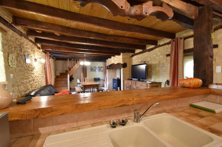 FerienhausFrankreich - Dordogne: Maison de vacances Saint Leon sur Vezere La Maleni  [12]