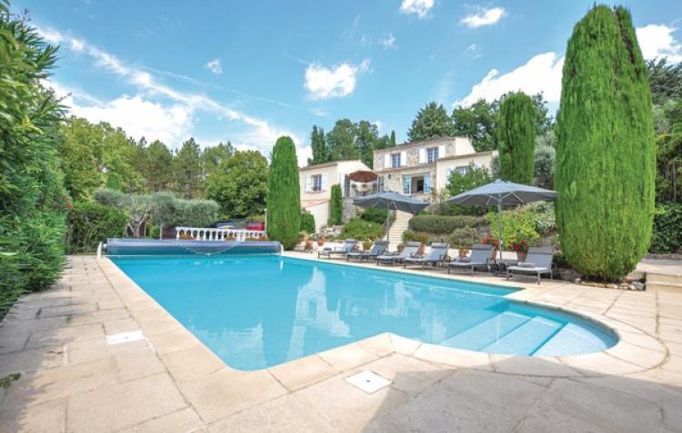 VakantiehuisFrankrijk - Provence-Alpes-Côte d'Azur: Montaroux  [1]