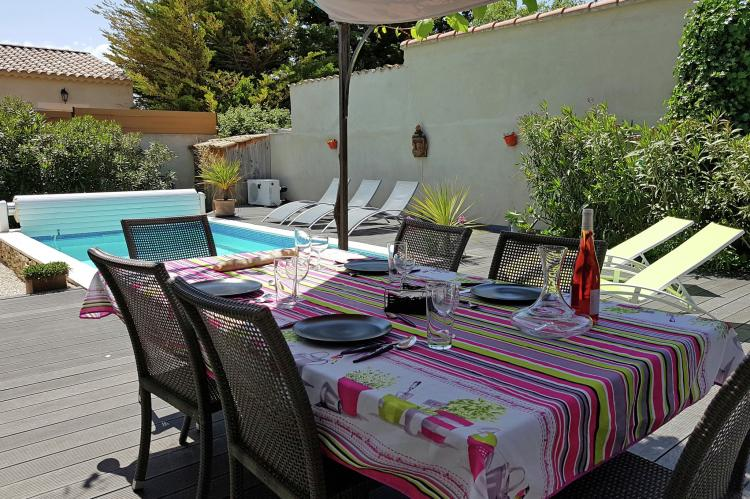 Holiday homeFrance - Languedoc-Roussillon: Villa Ollie  [21]