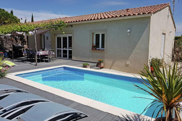 Holiday homeFrance - Languedoc-Roussillon: Villa Ollie  [1]