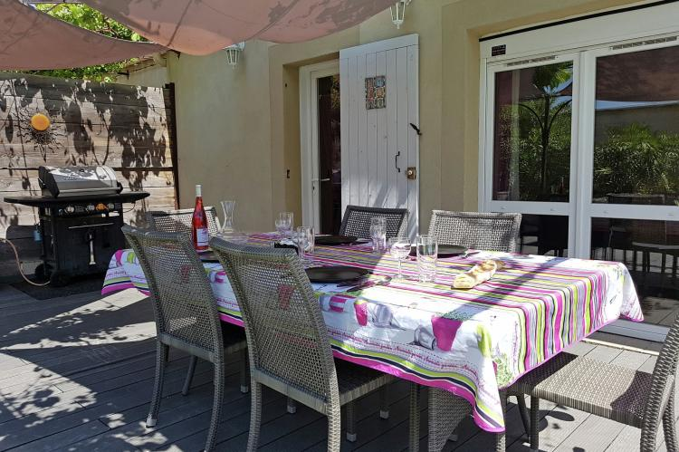 Holiday homeFrance - Languedoc-Roussillon: Villa Ollie  [23]