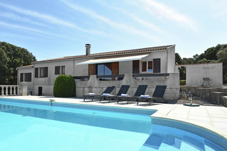 Holiday homeFrance - Languedoc-Roussillon: Chênes Verts 7  [1]