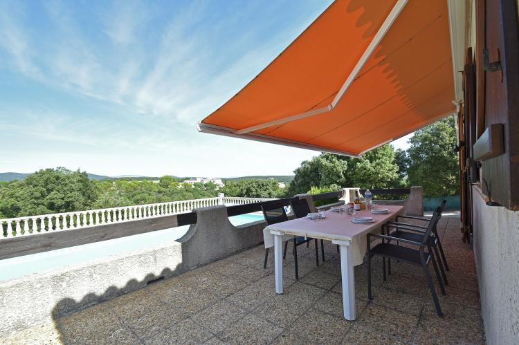 Holiday homeFrance - Languedoc-Roussillon: Chênes Verts 7  [13]