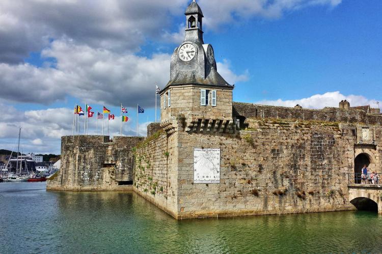 VakantiehuisFrankrijk - Bretagne: Maison à 1km de la plage  [29]