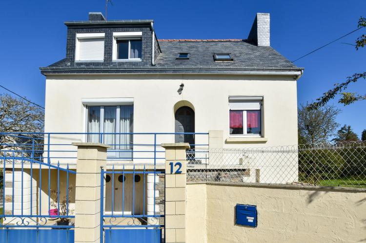 VakantiehuisFrankrijk - Bretagne: Maison à 1km de la plage  [1]