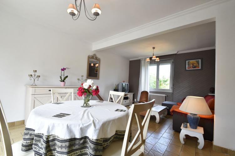 VakantiehuisFrankrijk - Bretagne: Maison à 1km de la plage  [6]
