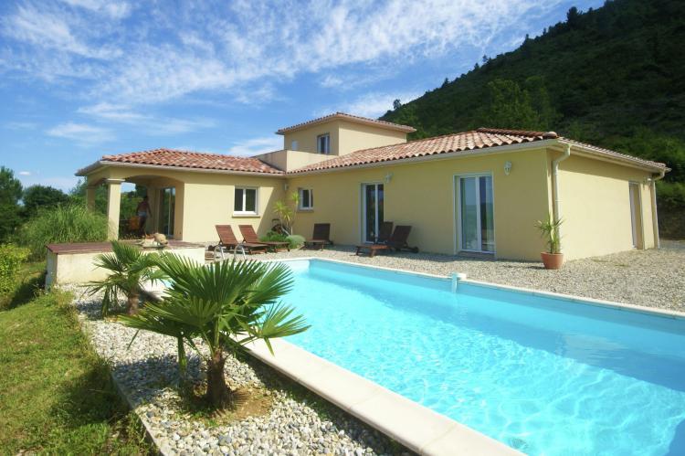 Holiday homeFrance - Ardèche: Villa - Les Vans  [4]