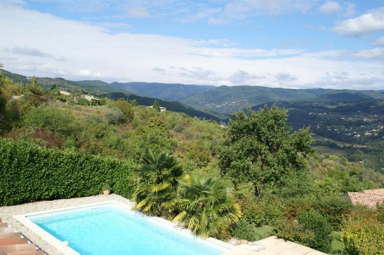Holiday homeFrance - Ardèche: Villa - Les Vans  [10]