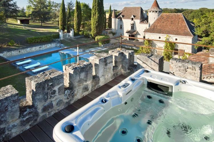 VakantiehuisFrankrijk - Atlantische kust: Chateau Martinus  [10]