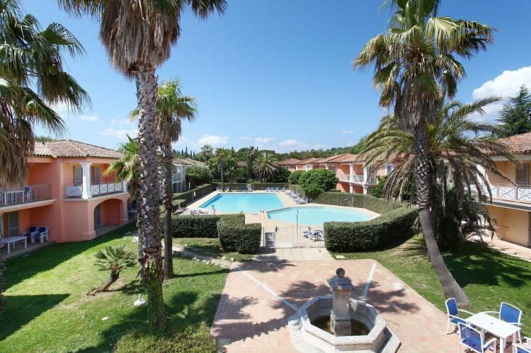 VakantiehuisFrankrijk - Provence-Alpes-Côte d'Azur: La Palmeraie  [2]