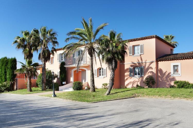 VakantiehuisFrankrijk - Provence-Alpes-Côte d'Azur: La Palmeraie 4  [1]