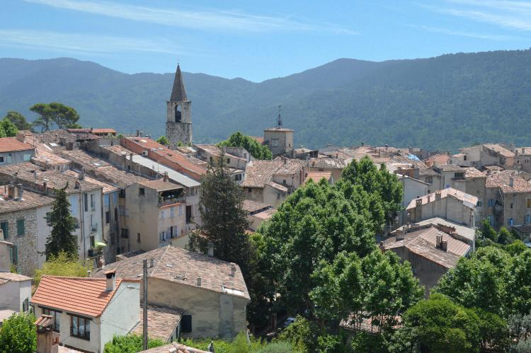VakantiehuisFrankrijk - Provence-Alpes-Côte d'Azur: Les Lavandes  [34]