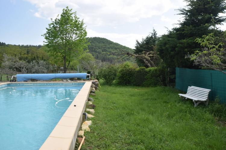 Holiday homeFrance - Ardèche: Cottage les Bombis  [6]