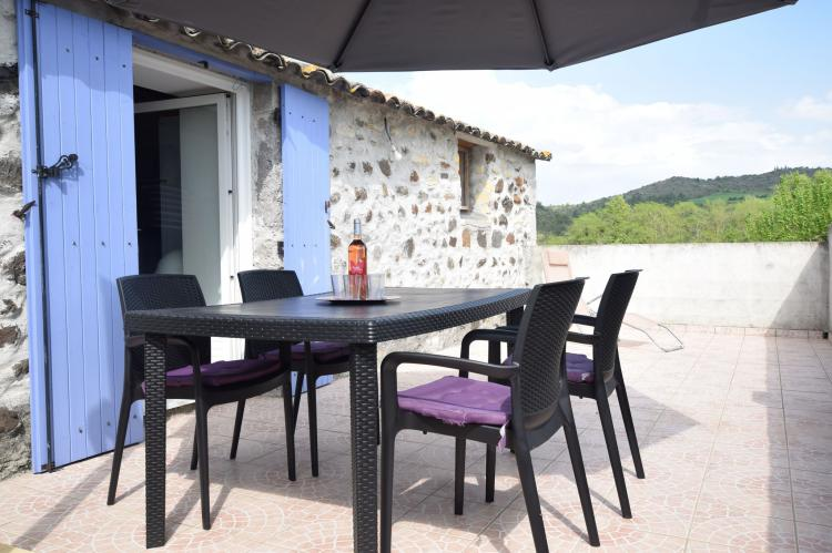 Holiday homeFrance - Ardèche: Cottage les Bombis  [28]