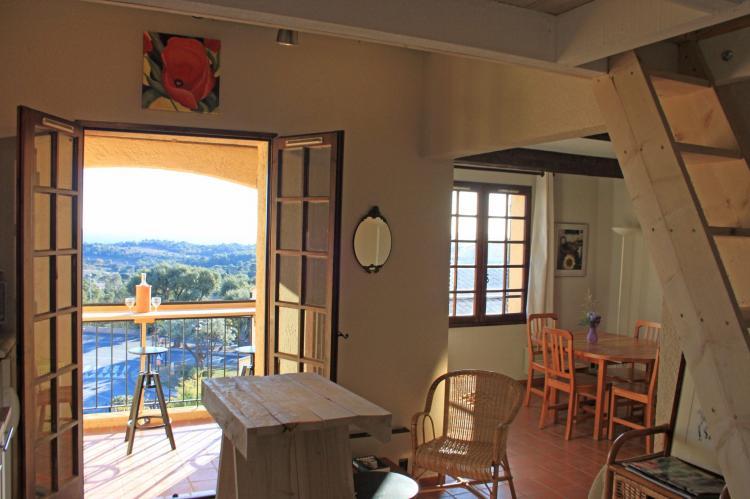 FerienhausFrankreich - Provence-Alpes-Côte d'Azur: vue mer  [1]