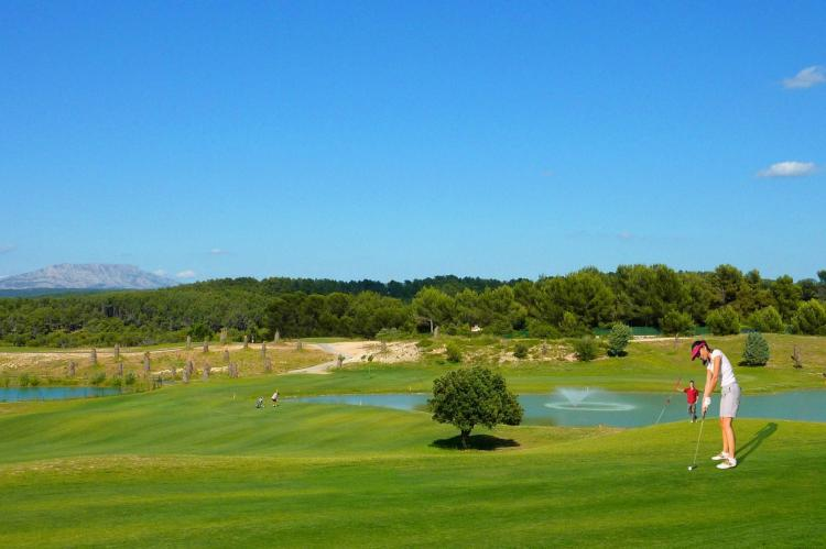 Holiday homeFrance - Provence-Alpes-Côte d'Azur: Golf de la Cabre d'Or 5  [17]