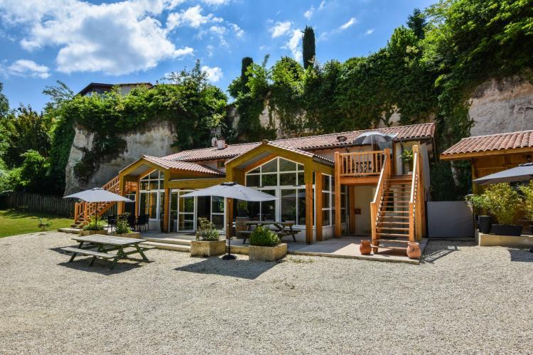Holiday homeFrance - Poitou-Charentes: Domaine avec accès rivière  [1]