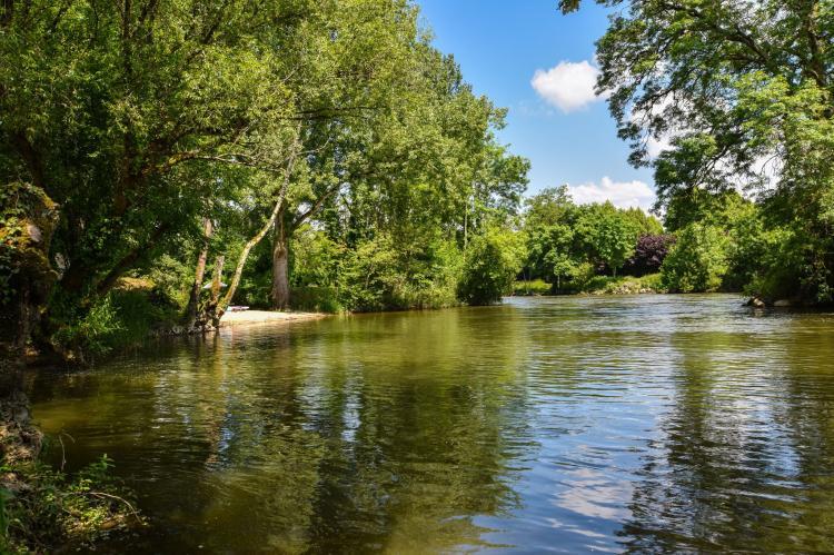 Holiday homeFrance - Poitou-Charentes: Domaine avec accès rivière  [29]