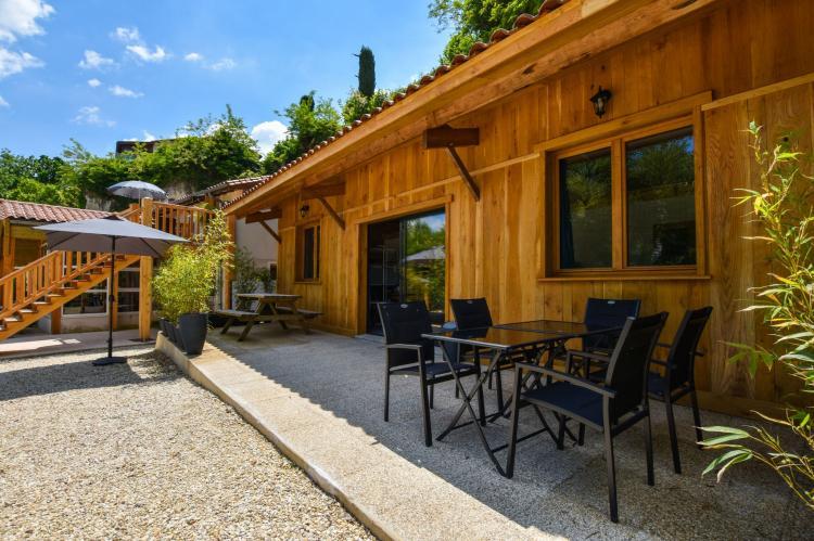 Holiday homeFrance - Poitou-Charentes: Domaine avec accès rivière  [23]