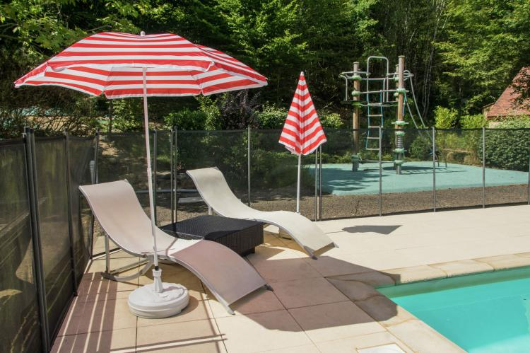 Holiday homeFrance - Dordogne: Parc Les Marrons 5 pers Tulipe  [36]