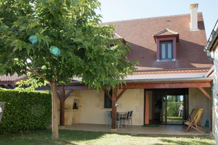 Holiday homeFrance - Dordogne: Parc Les Marrons 5 pers Tulipe  [3]