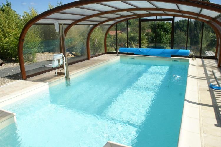 Holiday homeFrance - Dordogne: Parc Les Marrons 5 pers Tulipe  [5]