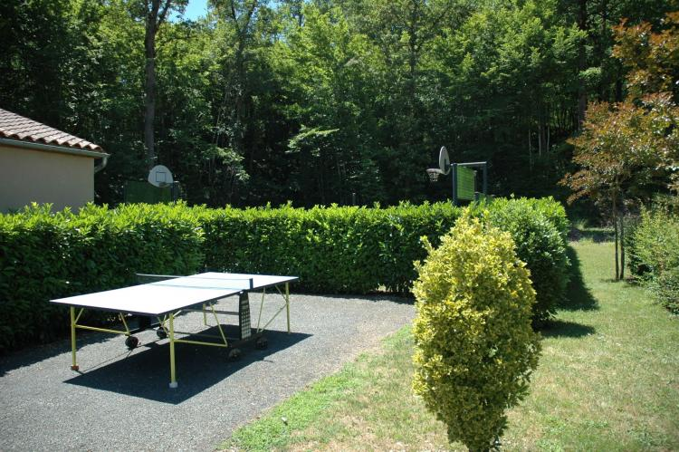Holiday homeFrance - Dordogne: Parc Les Marrons 5 pers Tulipe  [18]